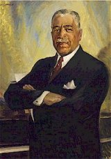 Portrait of Harry T. Burleigh
